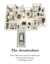 The Amsterdam w/ Attached Garage