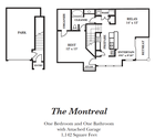 The Montreal w/ Attached Garage