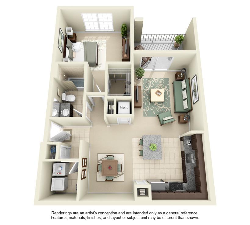Idlewilde Apartments: Brandon Apartments