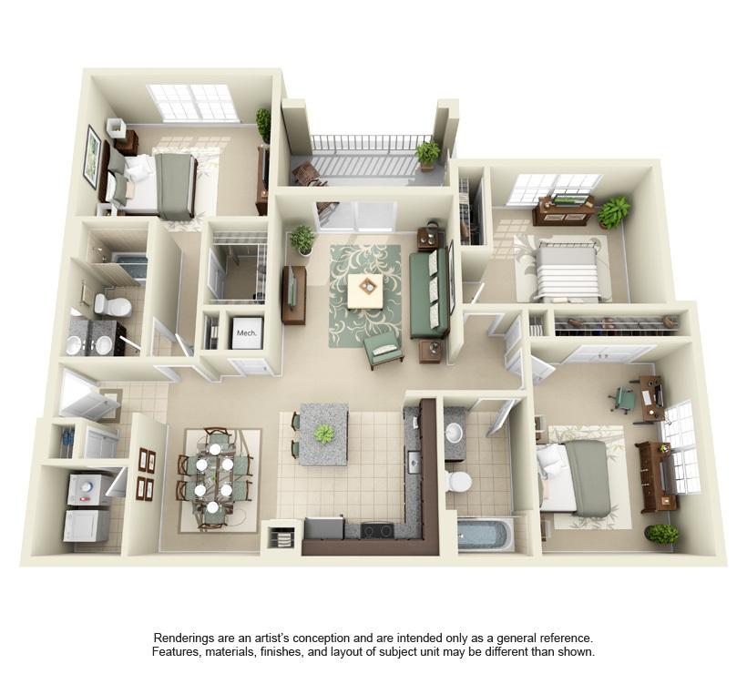 Brandon Apartments