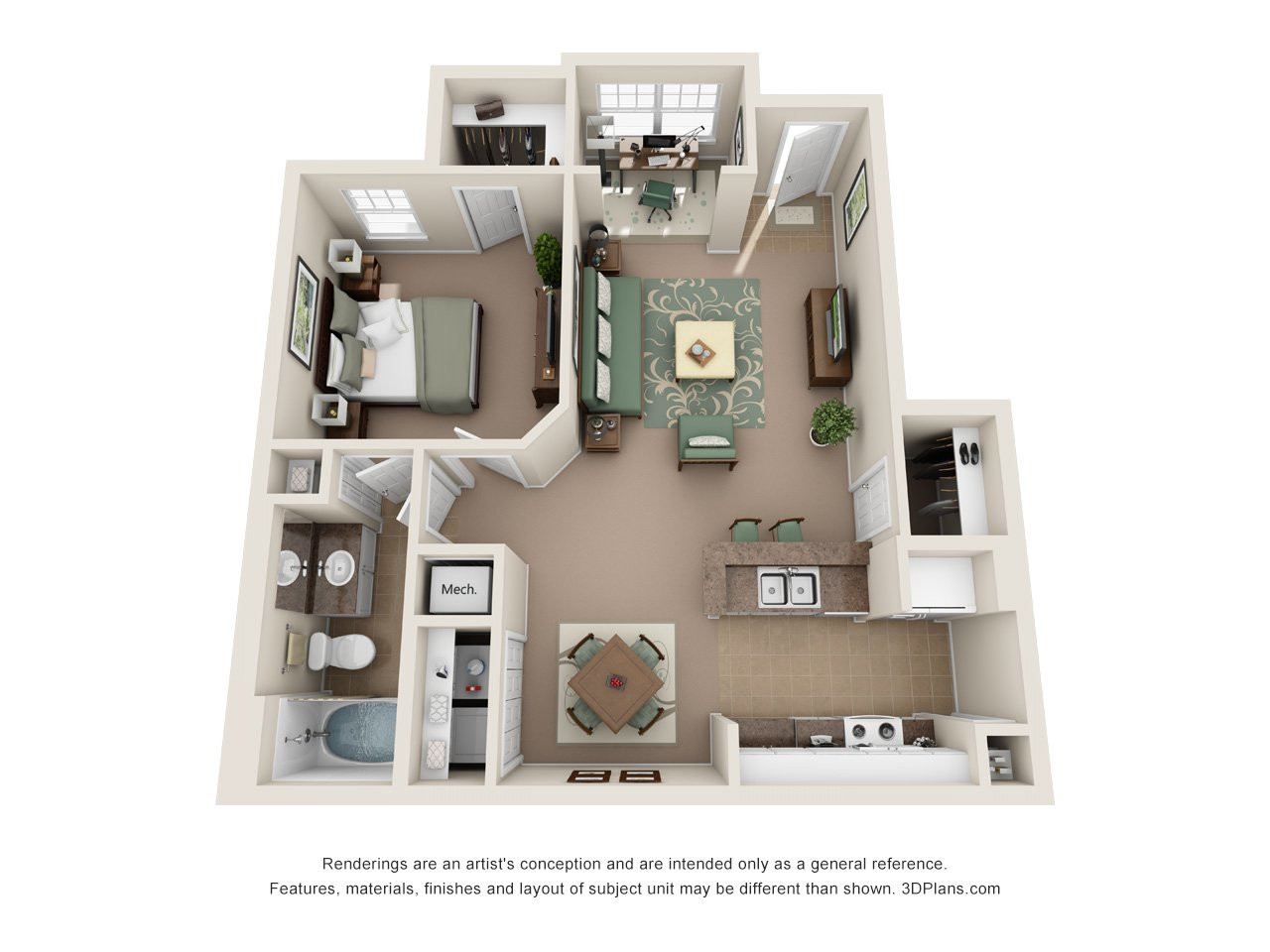 Apartments In Tallahee FL   Home   Capital City on brick townhouse, kitchen townhouse, 2 bedroom 2 bath townhouse,