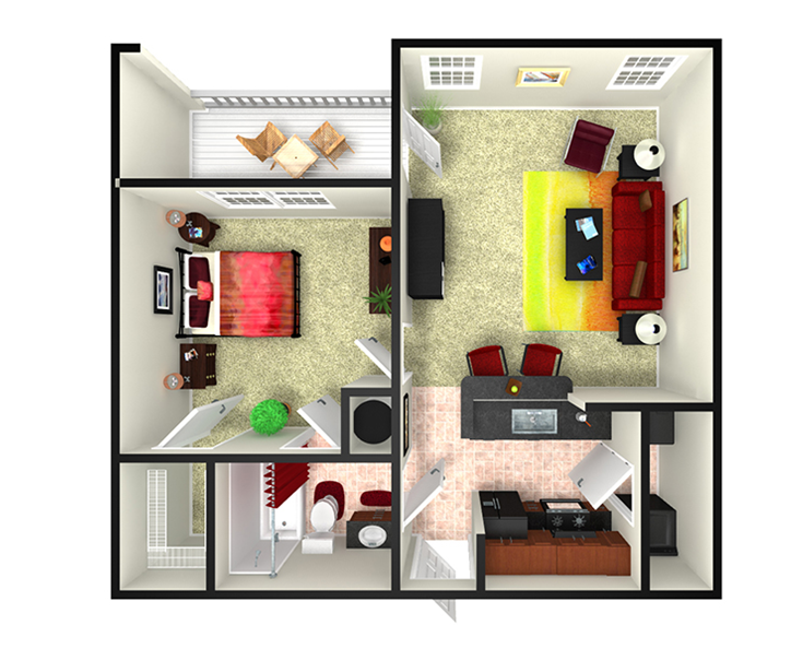 Apartments in Webster, TX (With Smart Entry) | Century Edgewater