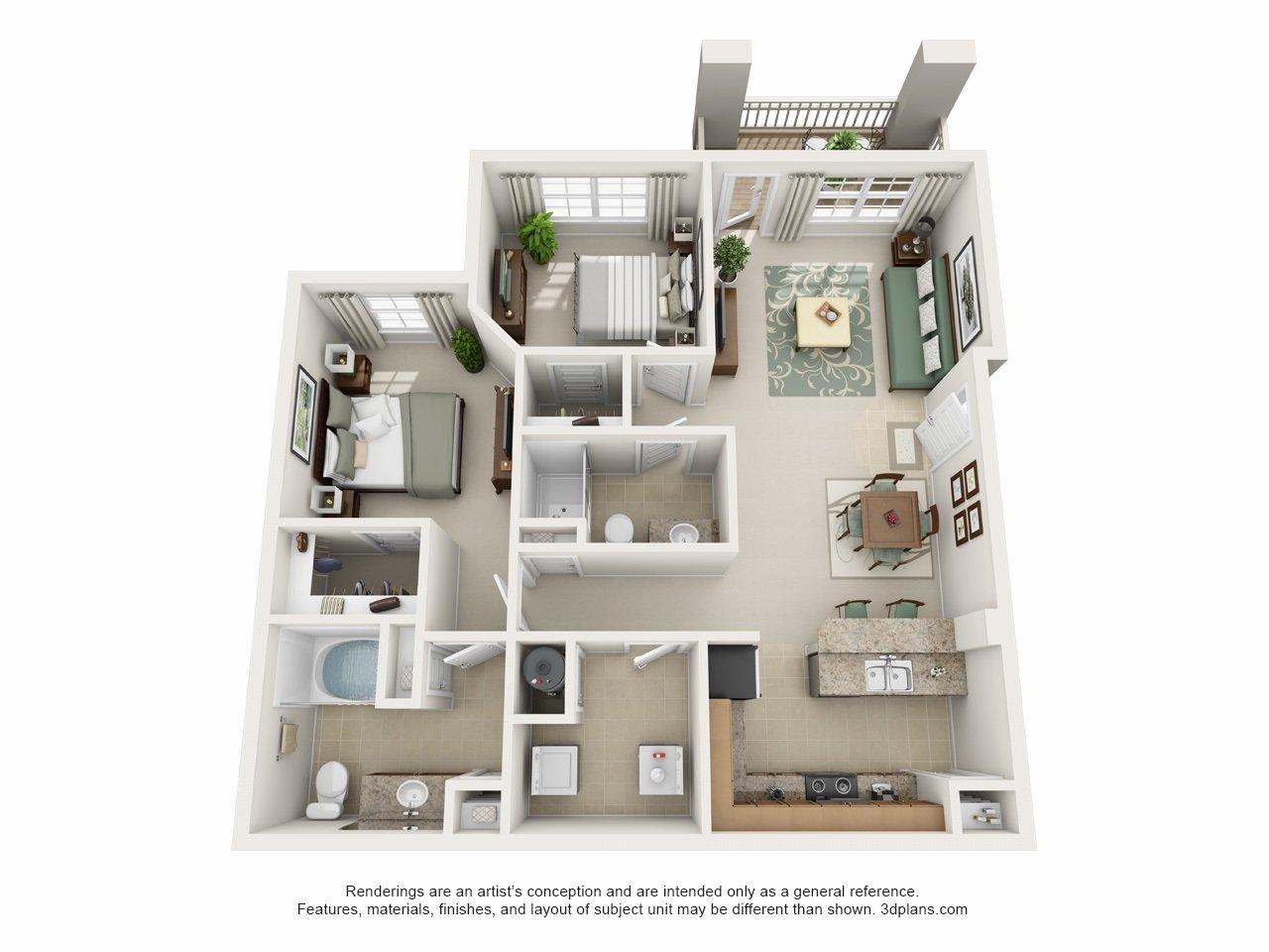 Apartments Near Concord Mills