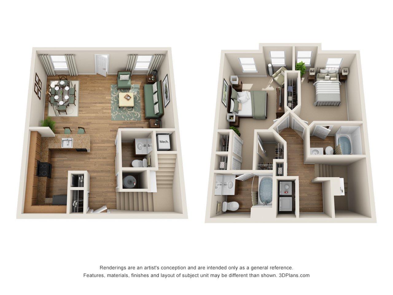 Apartments in Landover MD   Century Summerfield @ Morgan Metro