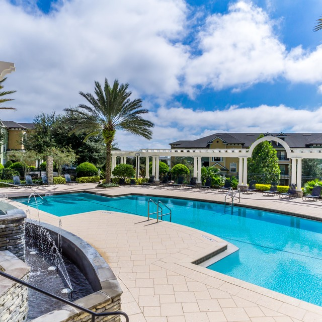 Century ChampionsGate Apartment Pool