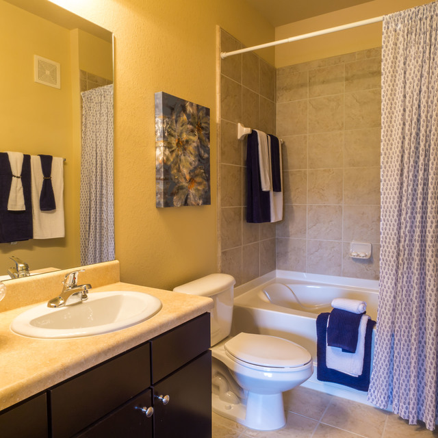 Century ChampionsGate Apartment Bathroom