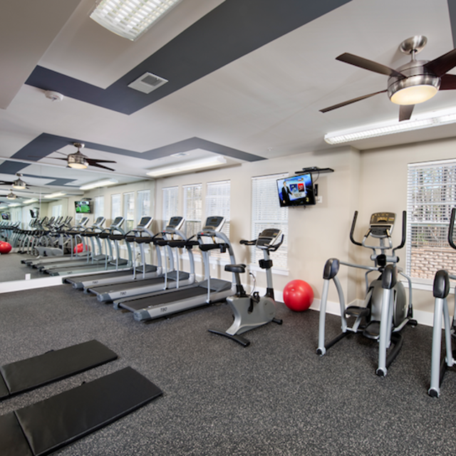 Century Tryon Place Apartments Fitness Center