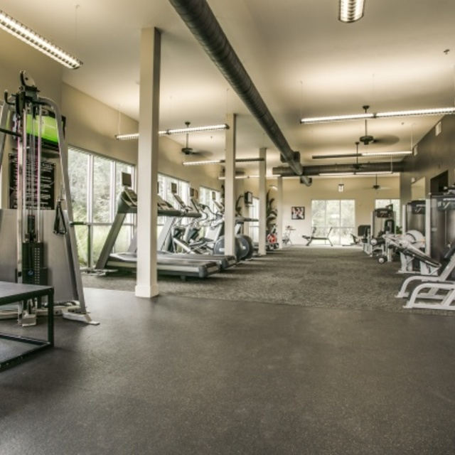 Century Colonial Park Apartments Fitness Center
