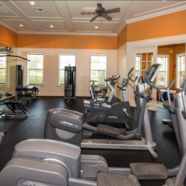 Century Citrus Towers Apartments Fitness Center