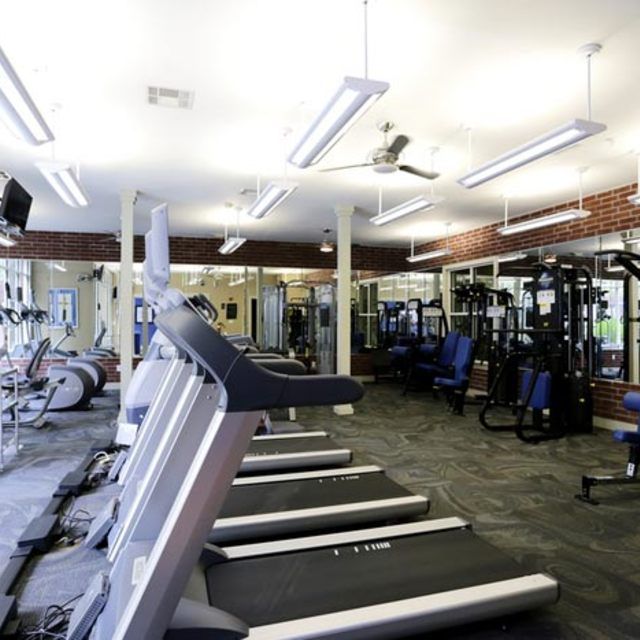 Century Galleria Lofts Fitness Center