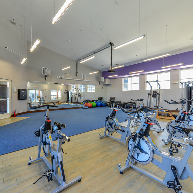 Century Skyline Apartment Homes Fitness Center
