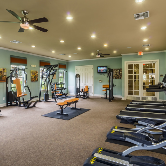 Century ChampionsGate Apartments State-Of-The-Art Fitness Center