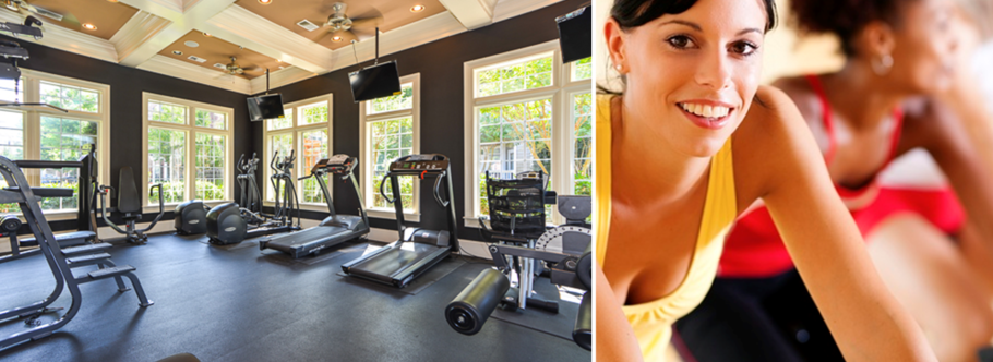 Century Peachtree Creek fitness center