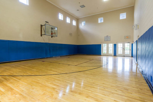 Century Falls Apartments Indoor Basketball Court