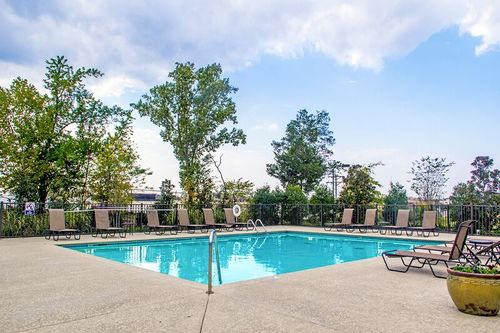 Century Providence Apartment Pool