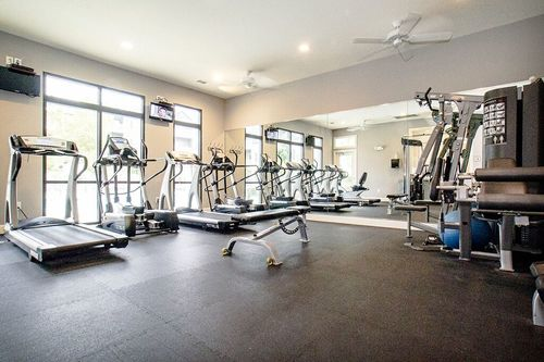 Century Providence Apartment Fitness Center