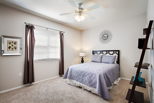 Century Cross Creek Apartment Bedroom