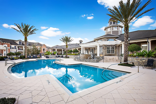 Pool Of Century ChampionsGate Apartments
