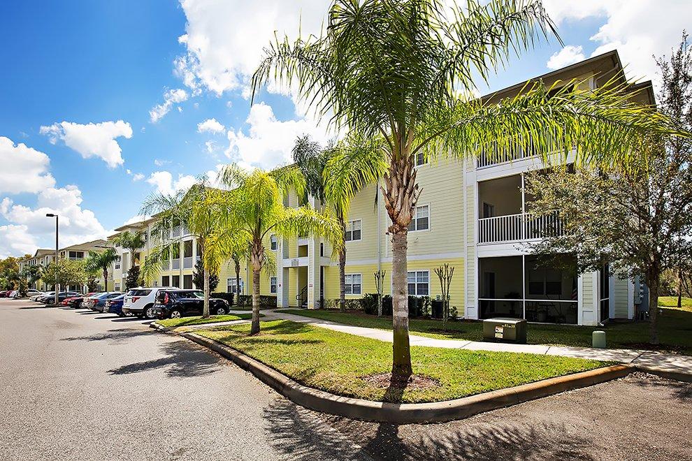 New Tampa Apartments Cross Creek