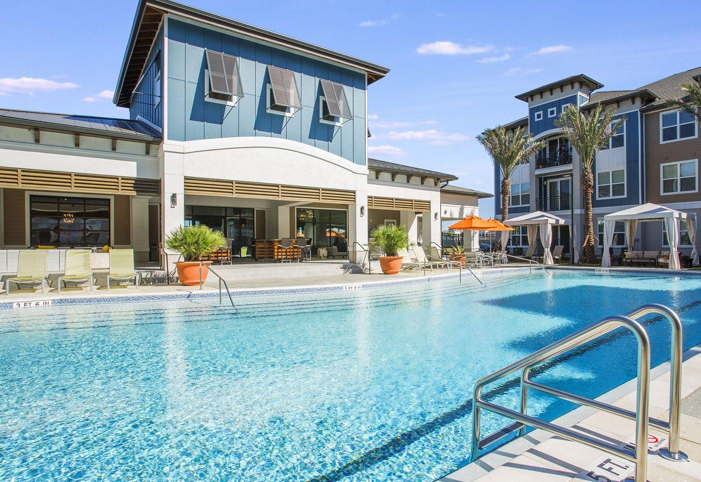 Luxury Downtown Orlando Apartments Century Millenia